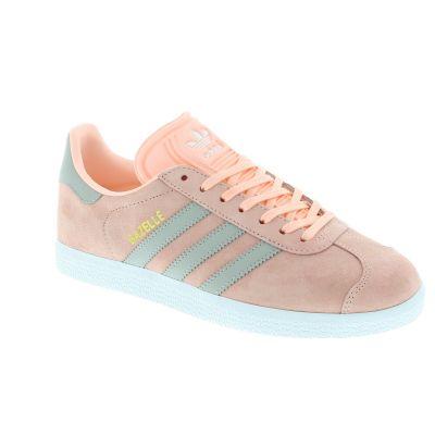 online retailer ade65 16790 adidas originals Sneakers roze - kleertjes.com