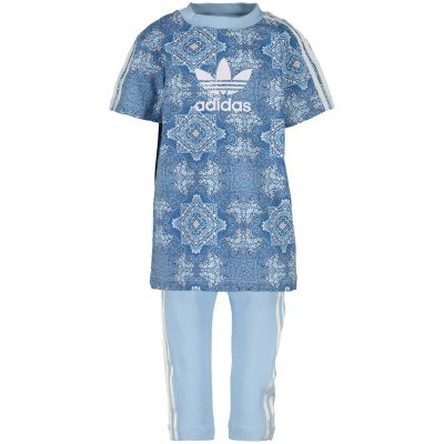 7bde1ac59bb adidas originals Trainingspak blauw - kleertjes.com