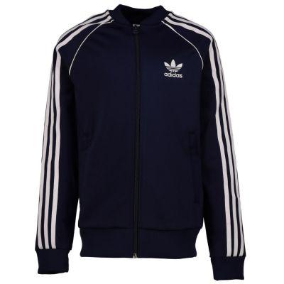 ae4c8a0dabd adidas originals Vest blauw - kleertjes.com