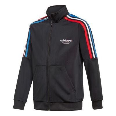 Adidas Originals Adicolor vest zwart/rood/blauw online kopen