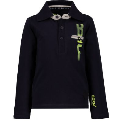 Born to be famous Poloshirt
