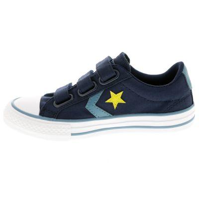 f9bea722d9d Converse Sneakers blauw - kleertjes.com