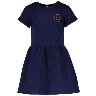 esprit blauwe jurk