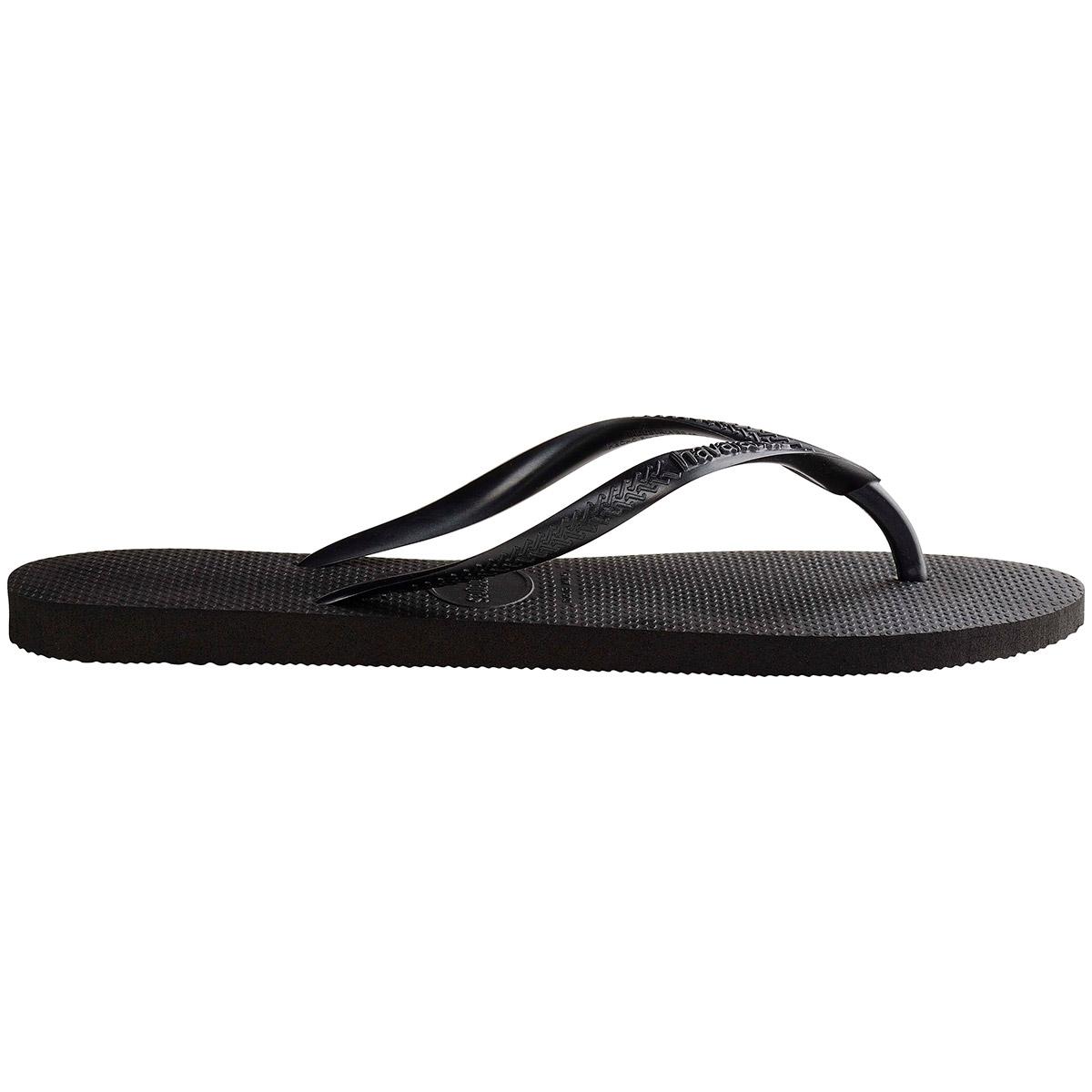 7e76bf4e1cd87a Havaianas Slippers zwart - kleertjes.com