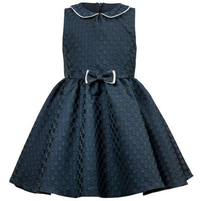 Jottum Kinderkleding.Jottum Jurk Blauw Kleertjes Com