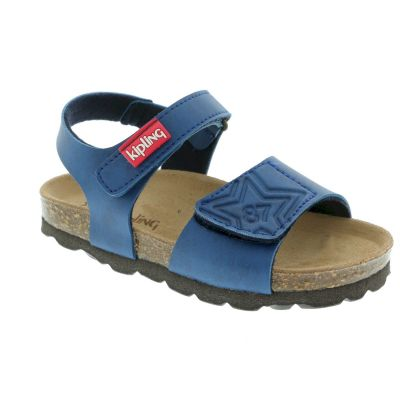 Blauwe Jongens Kipling Sandalen kopen? Vergelijk op Schoenen.nl