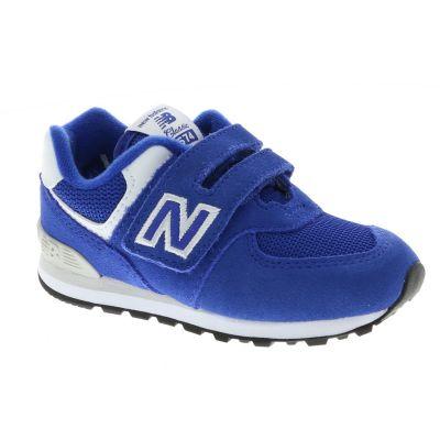 blauwe new balance sneakers kl574