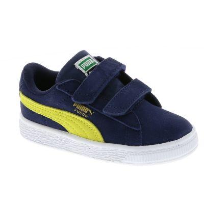 ca11c6fb684 Puma Sneakers blauw - kleertjes.com