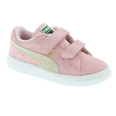 Puma Sneakers roze   kleertjes.com