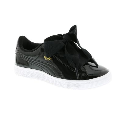 Puma Sneakers zwart | kleertjes.com