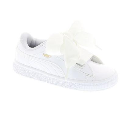 02d019ebc36 Puma Sneakers wit - kleertjes.com