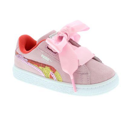 6e0661076ef Puma Sneakers roze - kleertjes.com