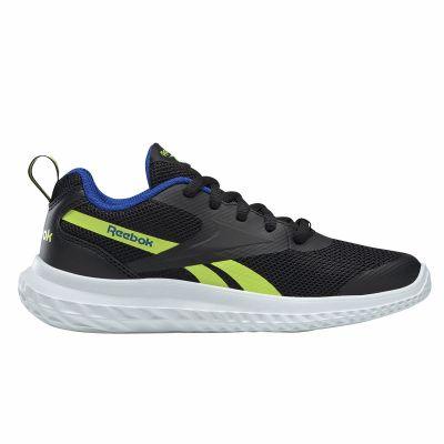 Reebok Training Rush Runner 3.0 sportschoenen zwart/geel/blauw kids online kopen