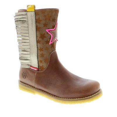 93f8ba8ef038f5 Shoesme Laarzen bruin - kleertjes.com