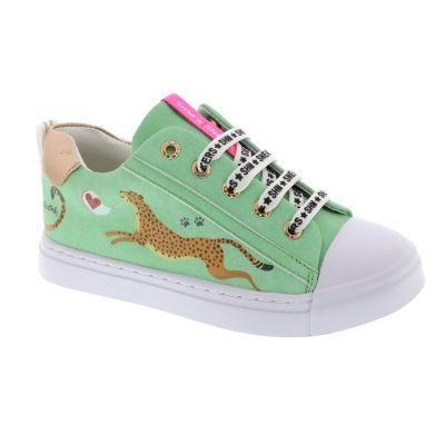 Shoesme Sneakers SH21S002-E Groen-21 maat 21 online kopen
