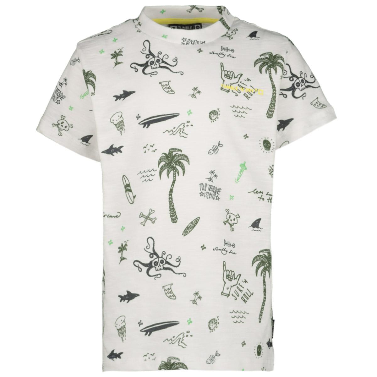 fbbcea83bdd Tumble 'N Dry T-shirt wit - kleertjes.com