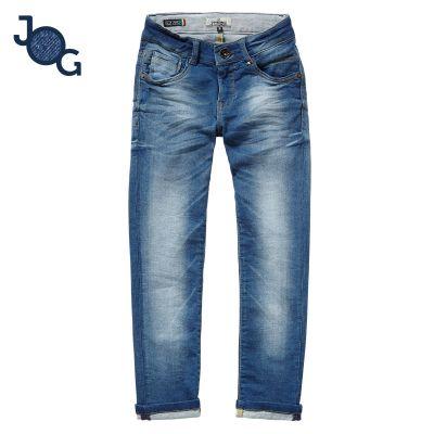 f0d5267d9e6204 Vingino Jeans blauw - kleertjes.com