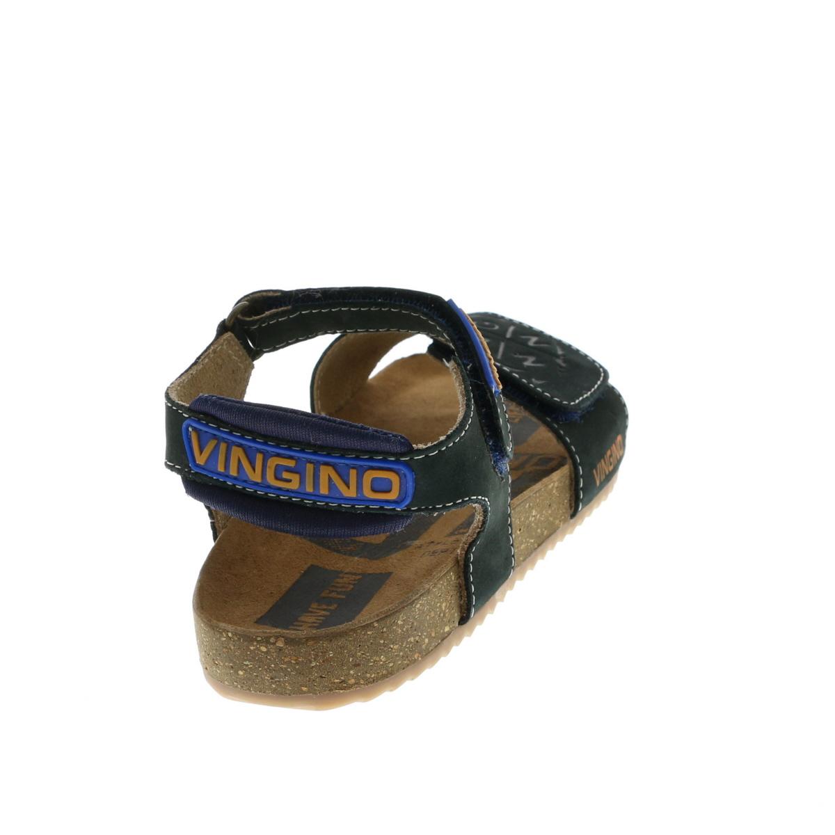 62a58d212d4780 Vingino shoes Sandalen blauw - kleertjes.com