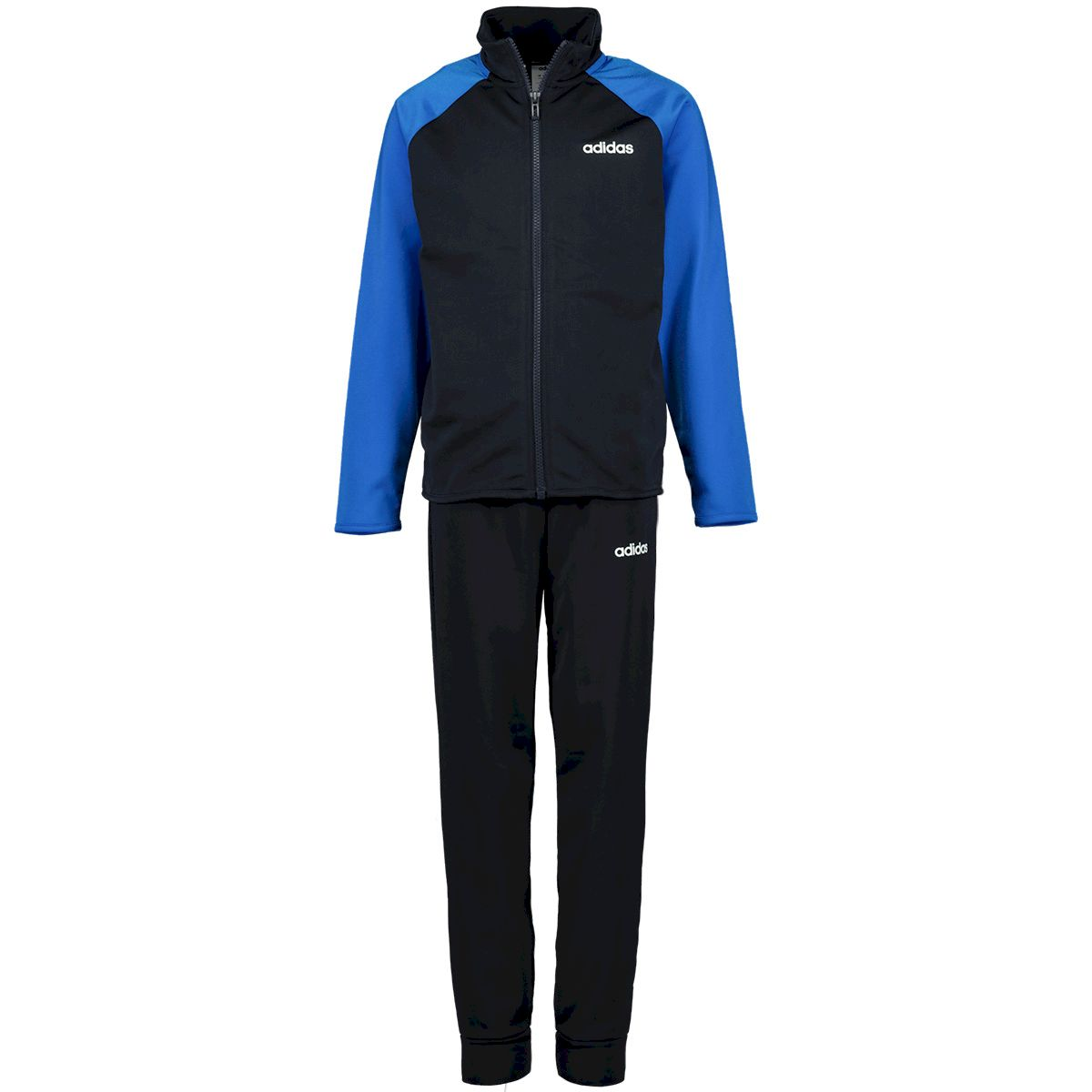 trainingspak adidas blauw