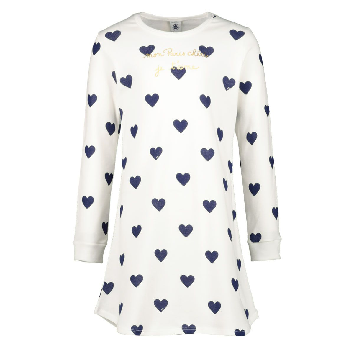 neu kaufen gutes Angebot gut aussehend Nachthemd Petit Bateau