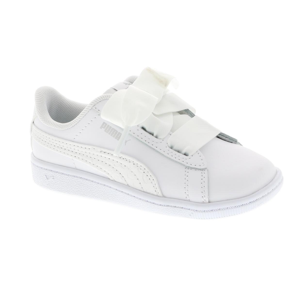Puma Sneakers wit | kleertjes.com
