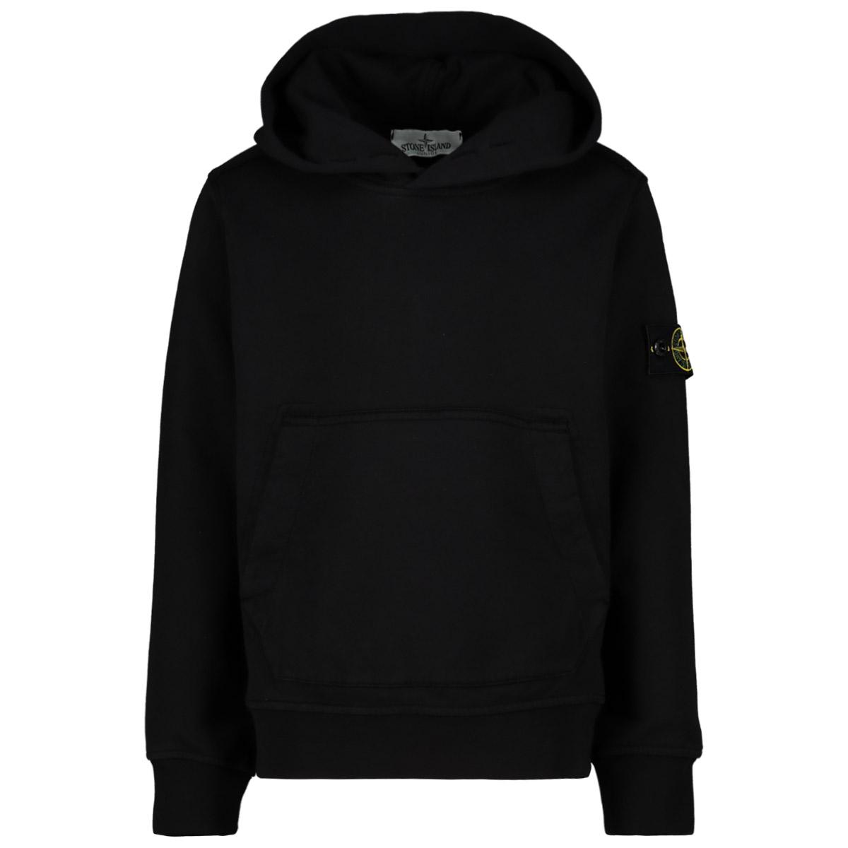Uitgelezene Stone Island Sweater zwart - kleertjes.com CA-15