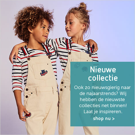 Nieuwe collectie AW