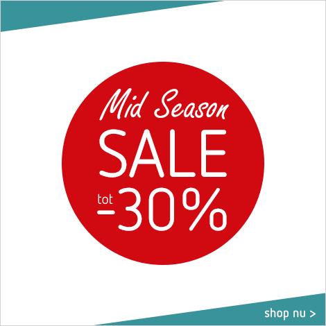 Mid Season Sale tot -30%