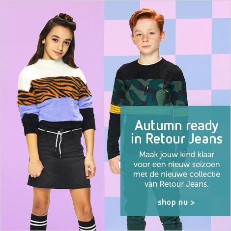 Kinderkleding Retour Jeans