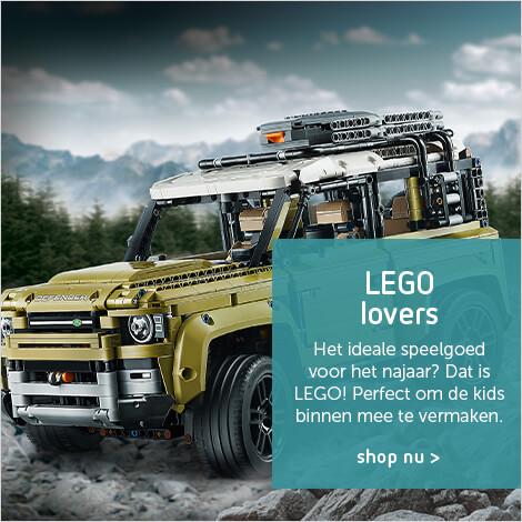 Ruim Assortiment Lego voor urenlang Speelplezier voor Jong en Oud
