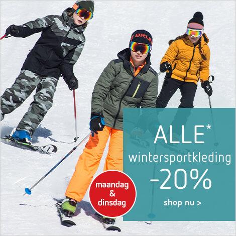 alle wintersportkleding -20%