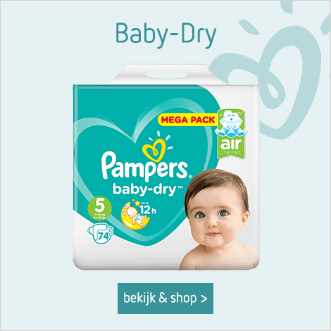 'Pampers Baby-Dry'