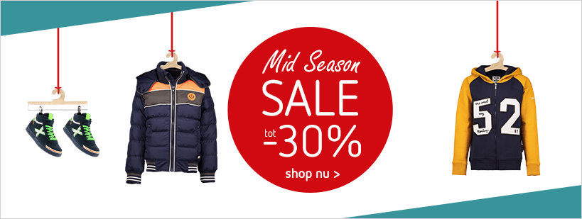 Campagne: Mid Season Sale (12-10)