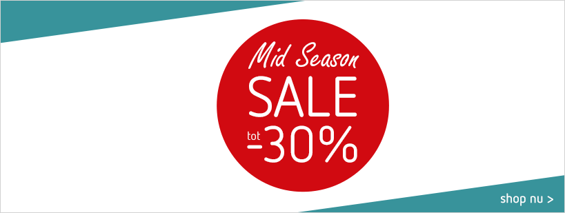 Mid Season Sale tot -30%
