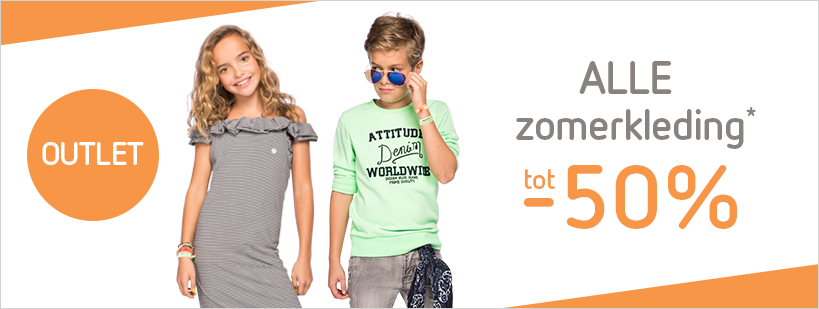 Zomeroutlet -50%