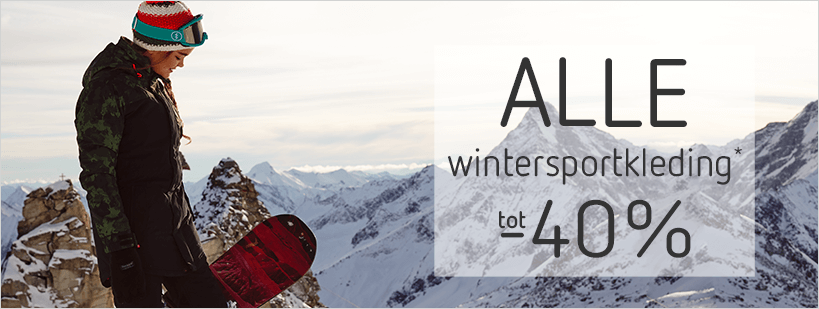 Wintersport Sale -30%