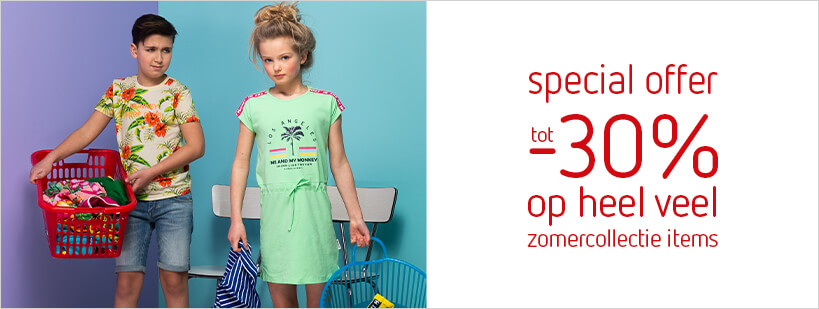 08-04 Special offer - Tot -30% op heel veel items