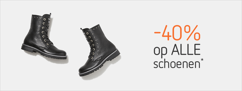 17-09 outlet - Alle schoenen in de Outlet  -40%