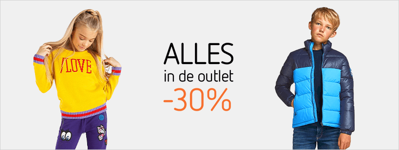 24-09 - outlet - Alles in de outlet -30%