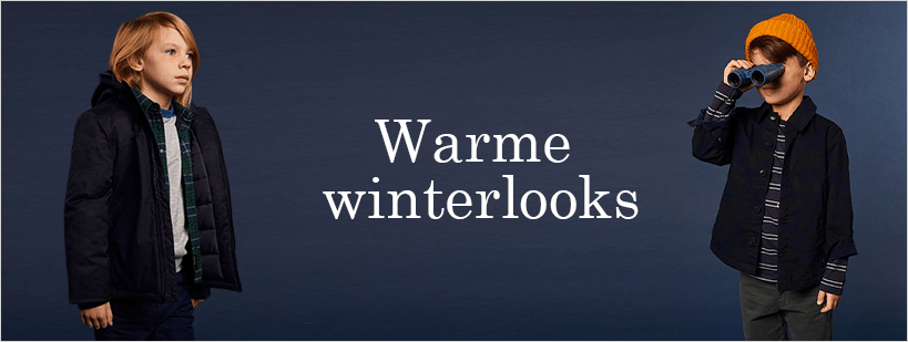 30-10 - Sfeerbanner in wintersfeer