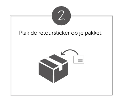 Retourstap 2