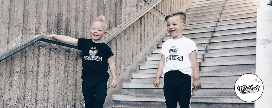 R Rebels Kids Clothing